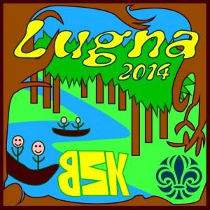 Lugna 2014 Lägermärke